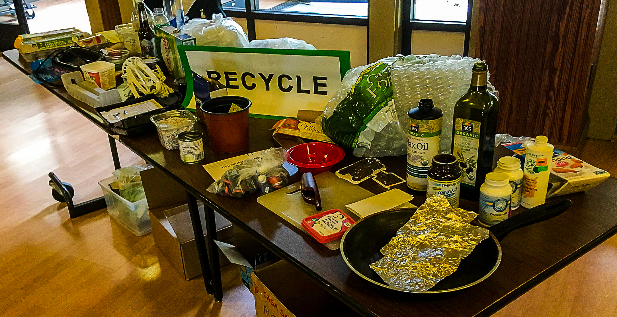"""September Meeting – Recycling: """"The Good, the Bad, and the Ugly"""""""