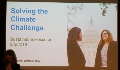 Solving the Climate Challenge